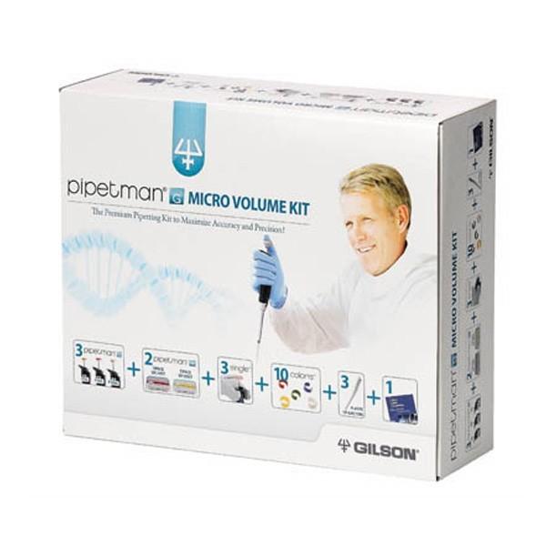 PIPETMAN® Micro Volume Kit